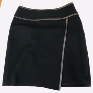 White House Black Market Black Skirt